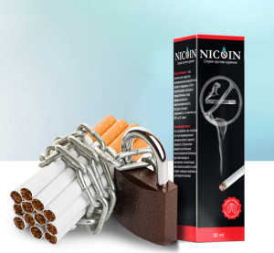 спрей Nicoin