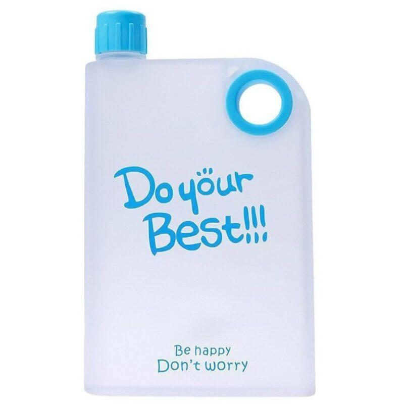 бутылка для воды-фляжка notebookportable cup, 380.