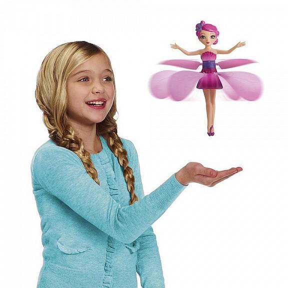летающая фея, парящая в воздухе flying fairy флайн.