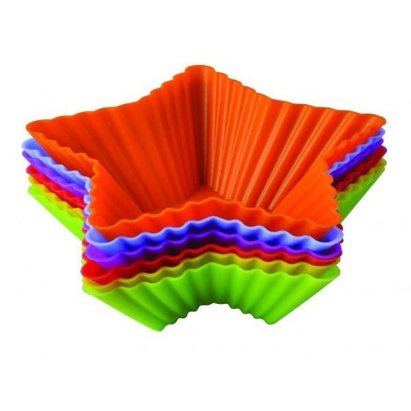набор форм для выпечки силиконовый regent.