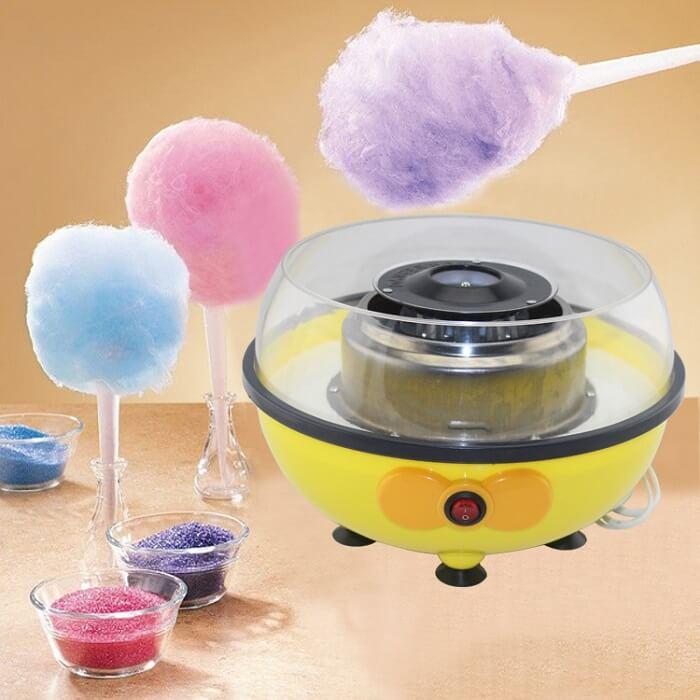 купить мини аппарат для сахарной ваты minijoy.