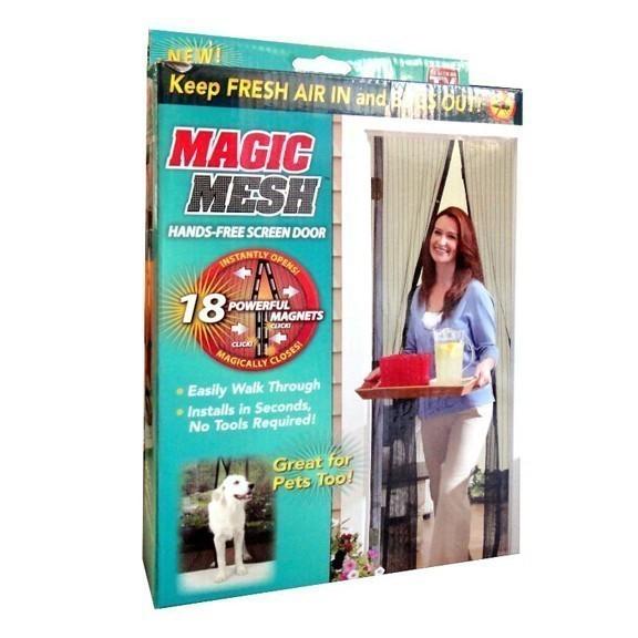 magic mesh отзывы о магнитной антимоскитной сетки