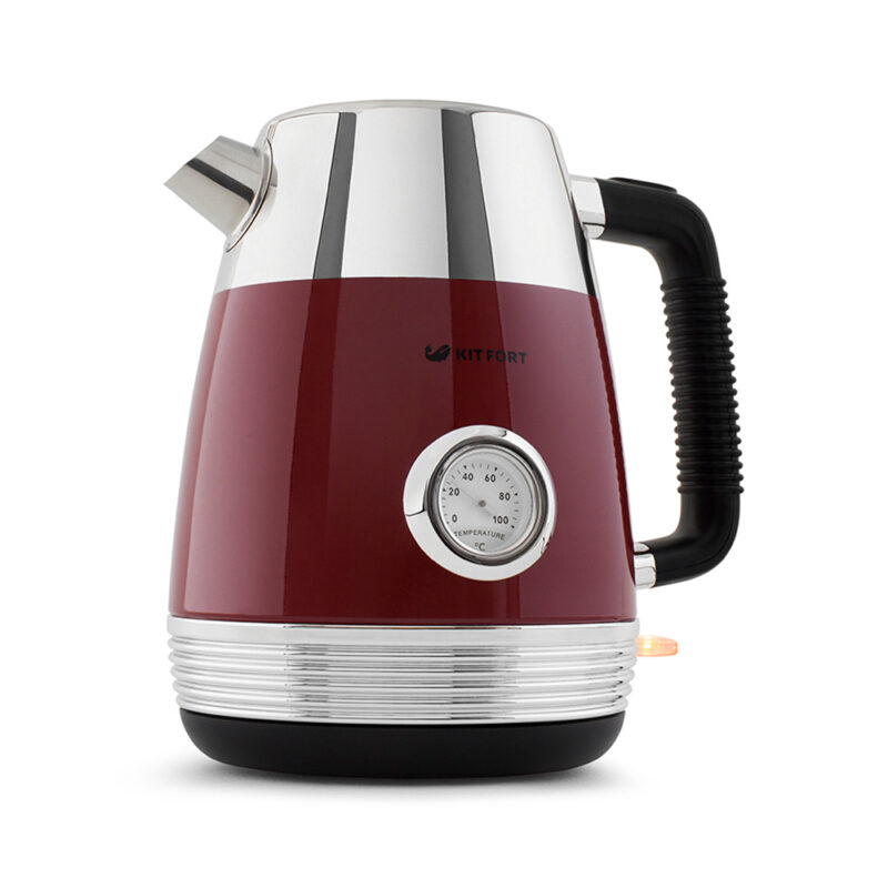 чайник kitfort кт-633-2 red в интернет-магазине рязани.
