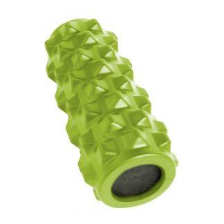 валик для фитнеса массажный, зеленый « медтехника.