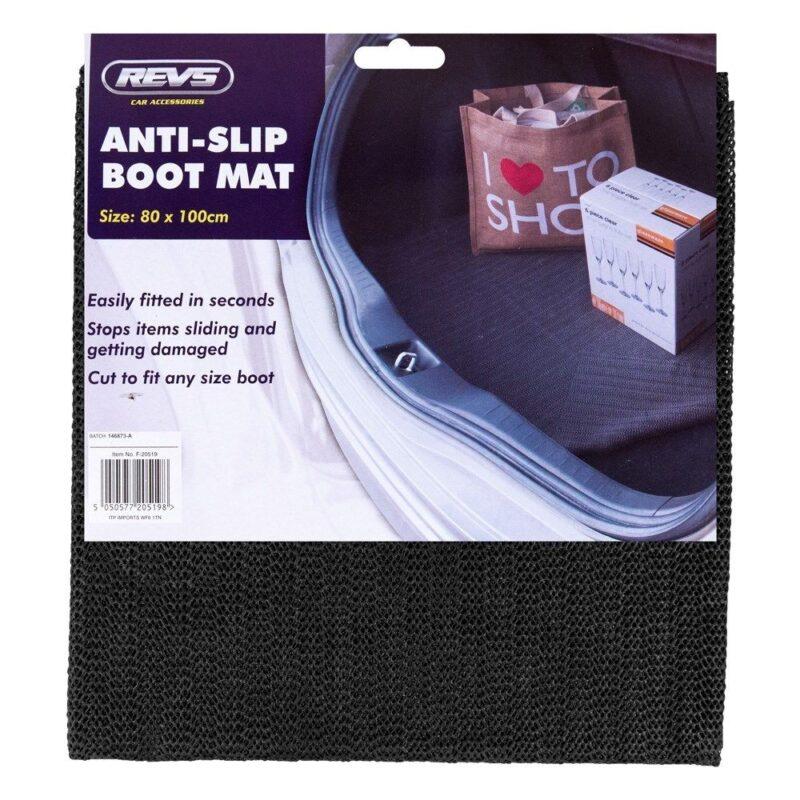 антискользящий коврик для багажника автомобиля.