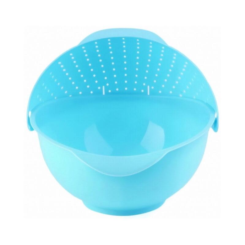 дуршлаг чаша ruges фильтрен цвет синий 27 х 25 х 11 см