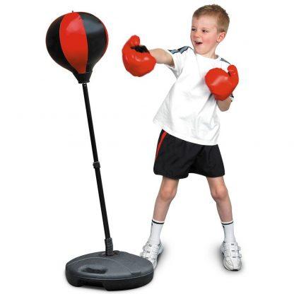 боксерская груша punching ball set купить в megaholl.ru