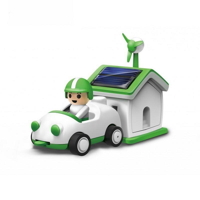 конструктор на солнечных батареях green life оптом.
