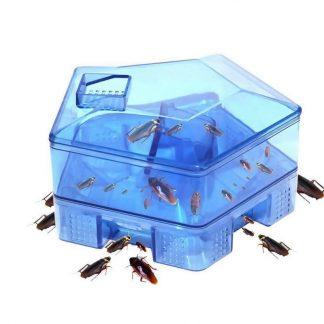 домик-ловушка для тараканов cockroach catcher: где.