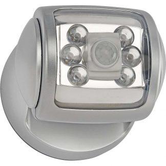светодиодный светильник с датчиком движения.