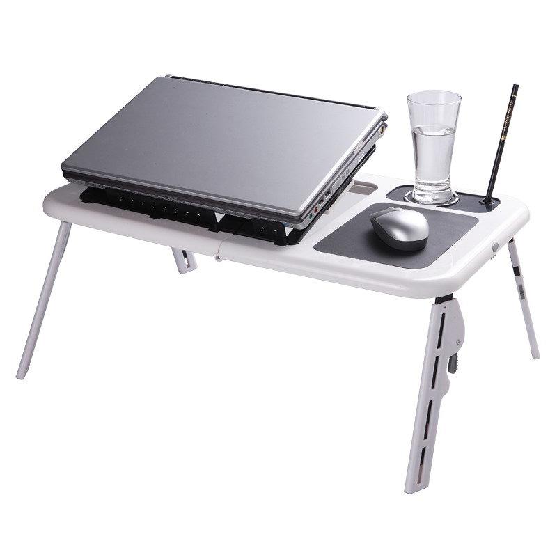 портативный столик для ноутбука с охладителем.