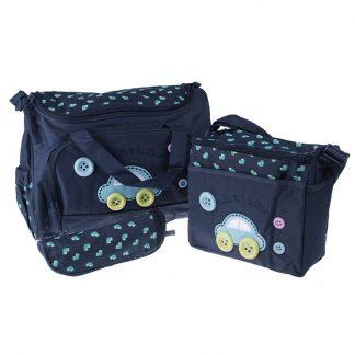 комплект сумок для мамы cute as a button 3 в 1