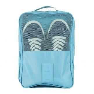органайзер для обуви beilian travel, голубой gloryonika
