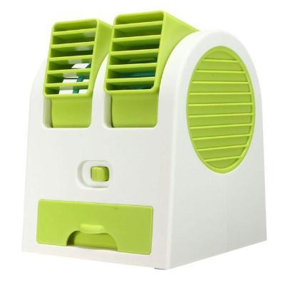 настольный мини кондиционер-вентилятор hy-16.