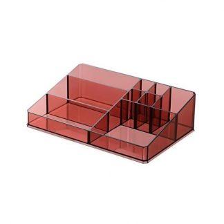 акриловый органайзер для косметики cosmetic storage.