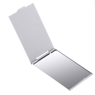 зеркало прямоугольное 5 х 8,5 см, под серебро