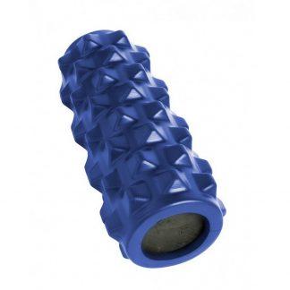валик для фитнеса bradex массажный, синий sf 0248.