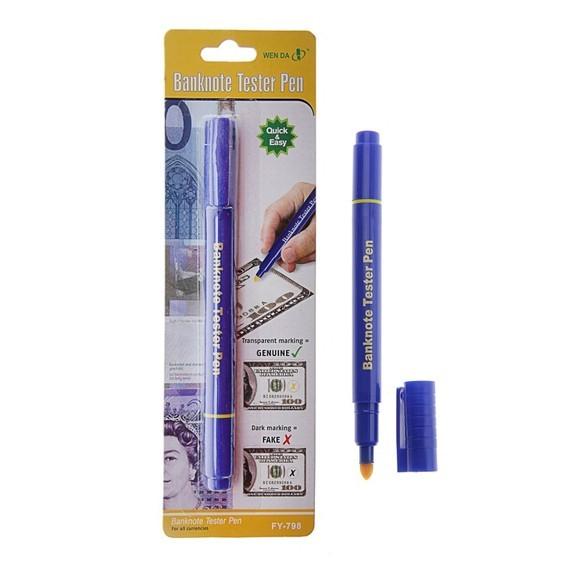детектор валют маркер staff 151232 для проверки.