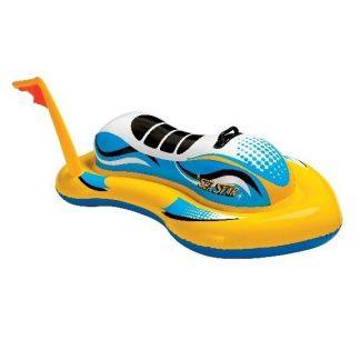 игрушка надувная для плавания «скутер» с ручками.