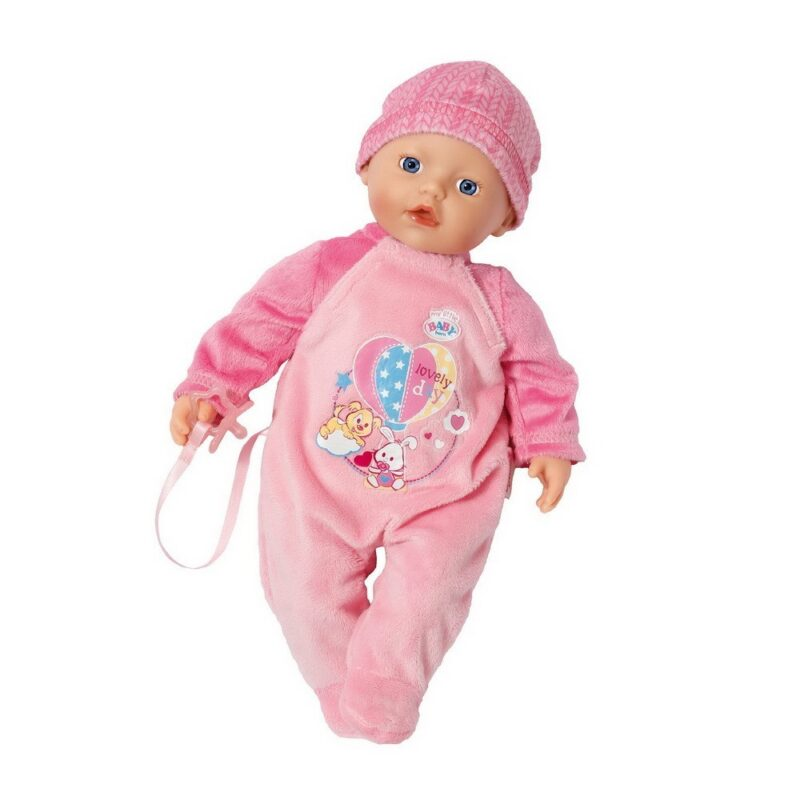 кукла my little baby born - купить малыша беби борн.