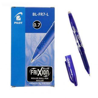 ручка pilot frixion ball 0.7 мм со стираемыми.