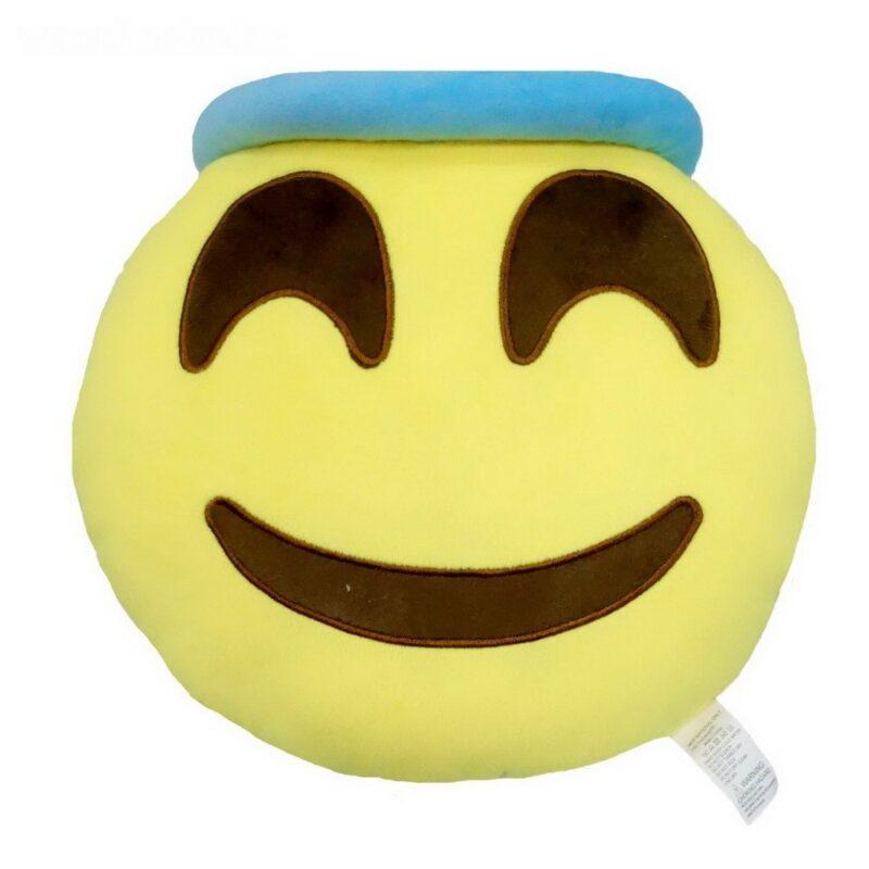 emoji подушки желтые, покупайте с супер скидкой 430 руб.