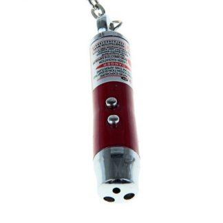 брелок 3 в 1: фонарик, лазер и ультрафиолет: купить.