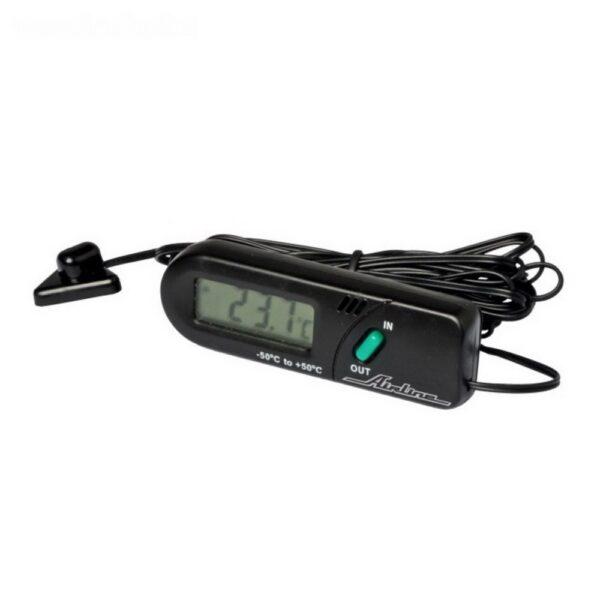 термометр цифровой с выносным датчиком airline.
