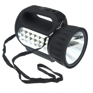 фонарь - чингисхан, прожектор аккумуляторный, 18.