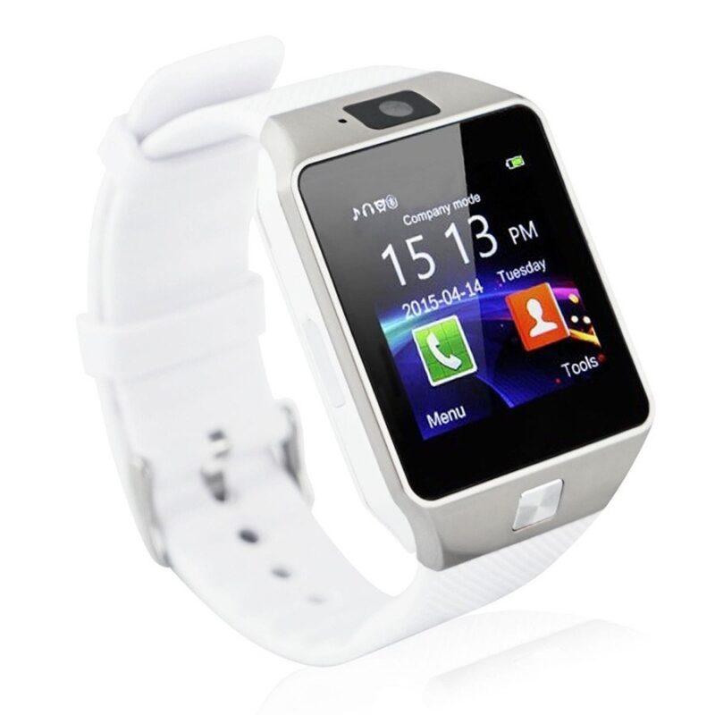 smart watch dz09 silver + ?   умные часы – купить.