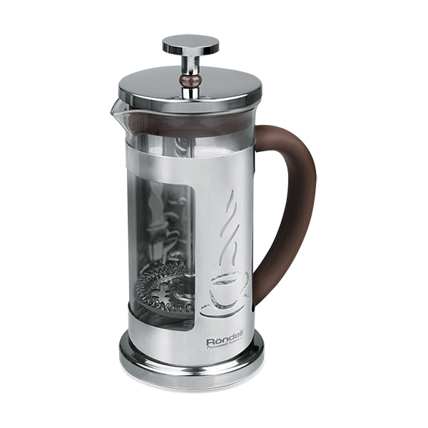 френч-пресс 1000 мл mocco&latte rondell | наборы для.