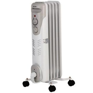 радиатор vitek 1000 вт, 5 секций vt-1707w купить