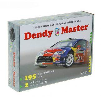 игровая приставка dendy junior 2 195 игр - a-stor