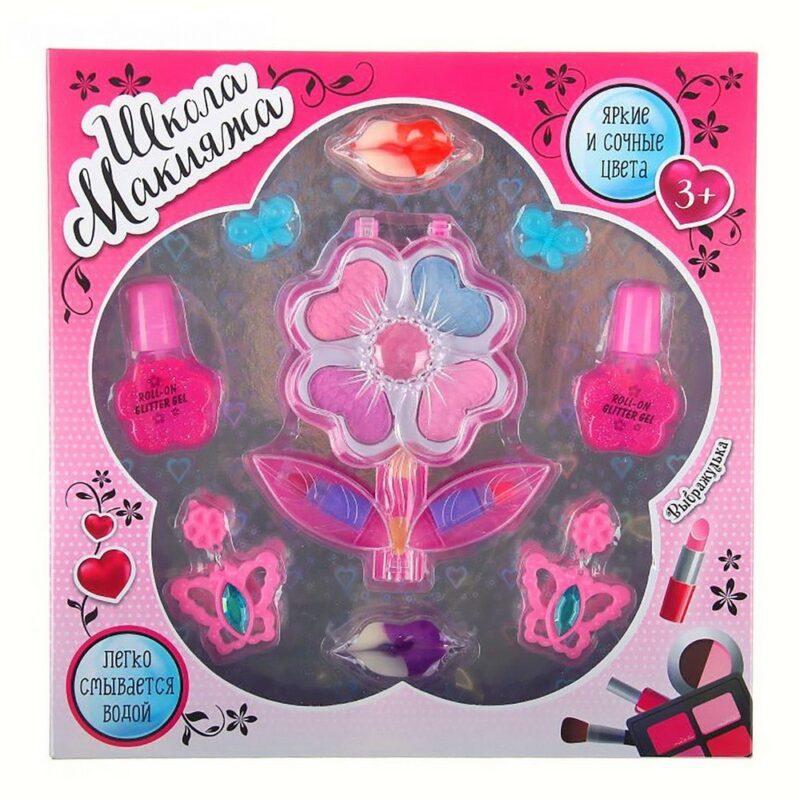 детские косметические наборы для девочек купить.
