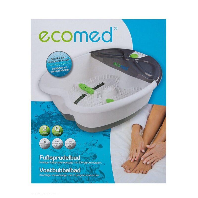 medisana ecomed foot spa — купить гидромассажную.