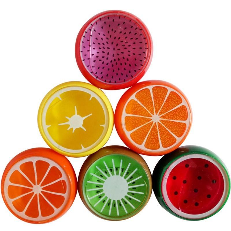 игрушки для лепки «мороженое» лизуны в виде фруктов.