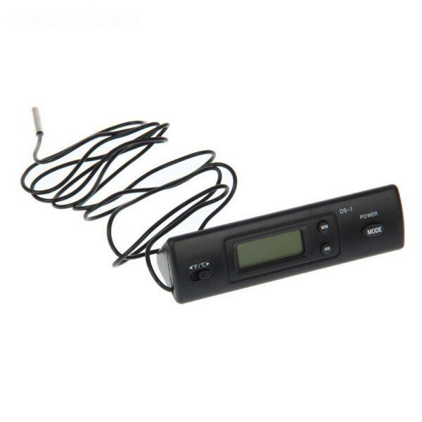термометр внутрисалонный, электронный, lcd