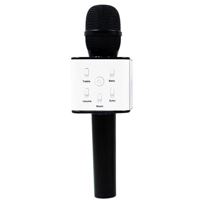 tuxun q7 караоке микрофон купить в москве, цена.