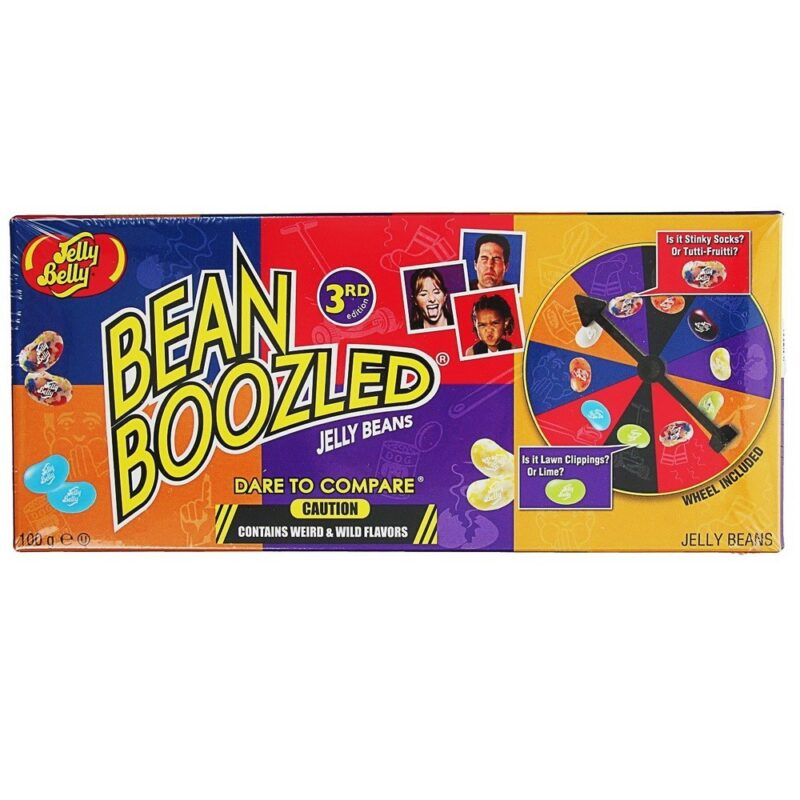 jelly belly bean boozled развесные