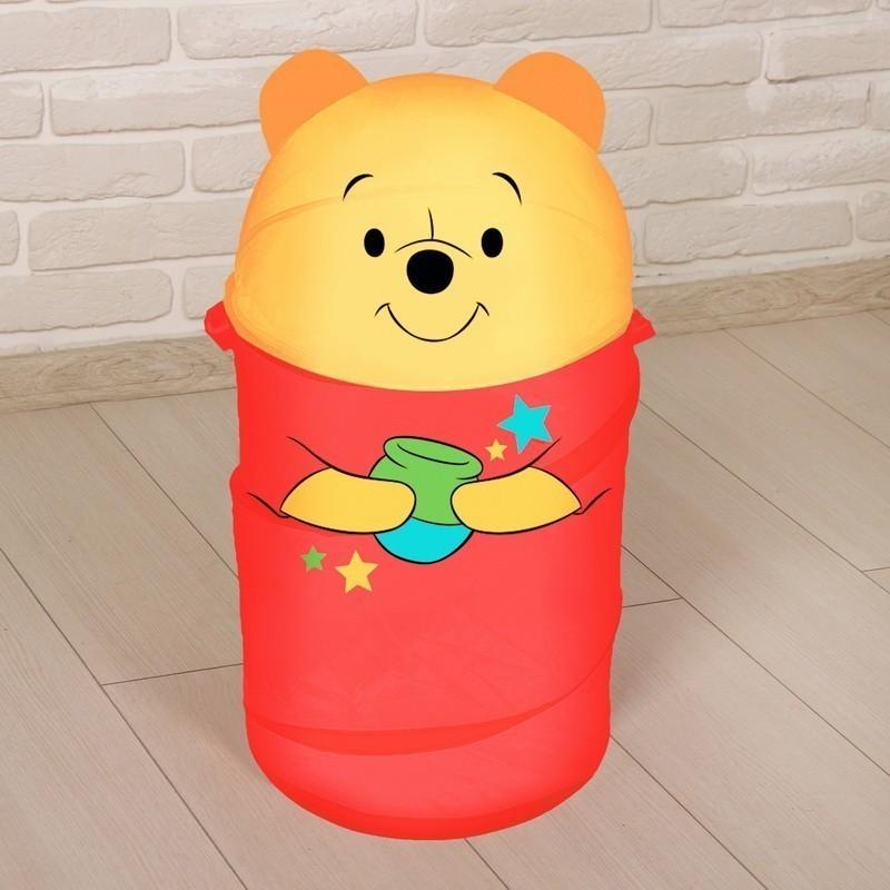 корзина для игрушек - медвежонок винни и его друзья.