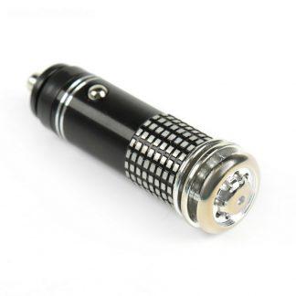 ионизатор воздуха i-01, dc-12, синий, обьективный.