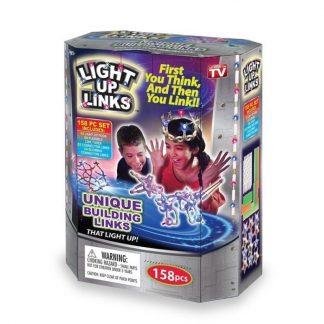 light up links - детский светящийся конструктор