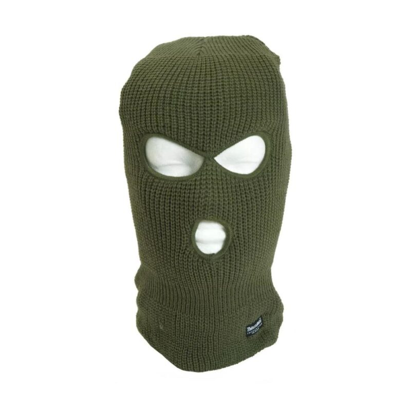 маска спецназа - шерстяная, зеленая купить по цене 690.