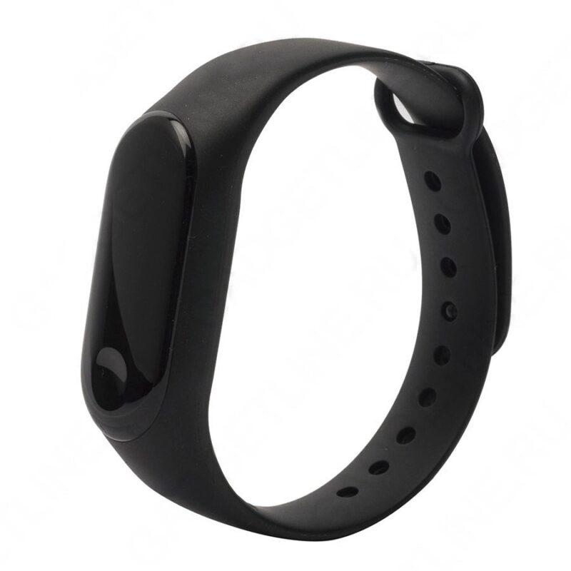 фитнес браслет smart bracelet m3 с измерением.