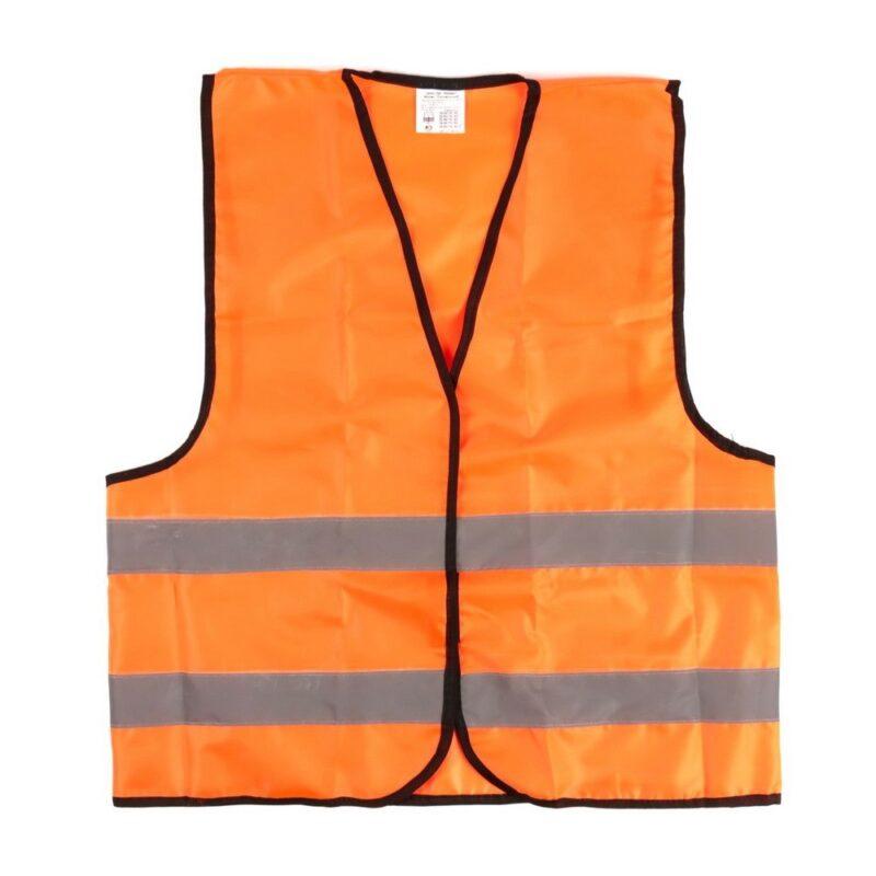 жилет текстильный ж8, оранжевый, хxl