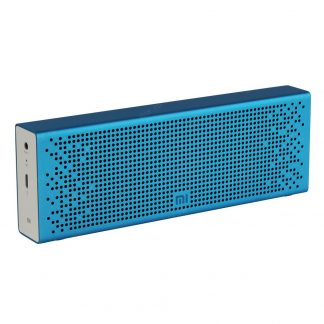 xiaomi mi bluetooth speaker blue — купить колонку.