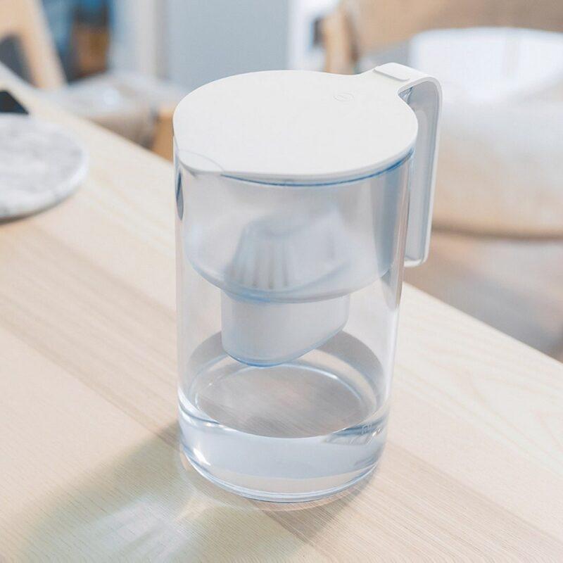 $ 40 с купоном для xiaomi viomi 3.5l фильтр для воды.