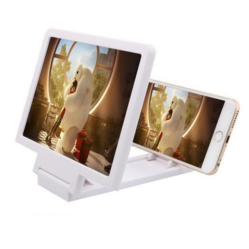 купить 3d экран для мобильного телефона enlarged.