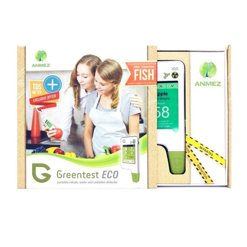 3в1: greentest eco 5 (нитратомер, нитрат-тестер.)