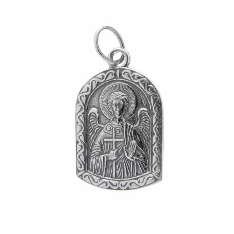 """нательная икона """"святой ангел-хранитель"""" 633300."""